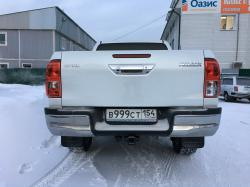Фаркоп (ТСУ) Toyota Hilux Pick Up Revo (2015-)